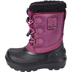 Viking Footwear Istind Saappaat Lapset, dark pink/black